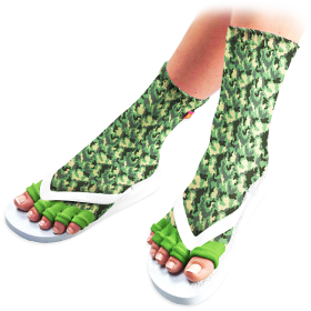 Spec Ops Pedicure Socks