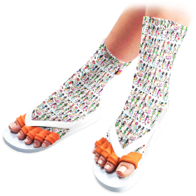 Recess Rascals Pedicure Socks