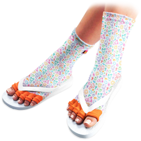 Creative Kids Pedicure Socks